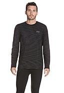 UNDER ARMOUR - Funktions-Longsleeve Vanish, Rundhals, Fitted Fit