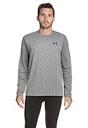 UNDER ARMOUR - Funktions-Longsleeve Vanish, Rundhals