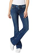 PEPE JEANS - Stretch-Jeans New Pimlico, Flared Leg