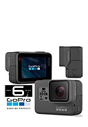 GOPRO - GoPro Hero 6, black