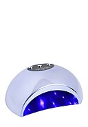 ALESSANDRO - Lilac Pearl LED-Lamp, Chrome Edit