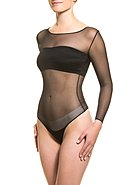 SPANX - Body Sheer Fashion, schwarz