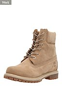 TIMBERLAND - Boots 6In Premium, Leder, beige