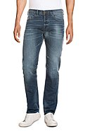 DIESEL - Stretch-Jeans Buster, L 32, Slim Tapered Fit