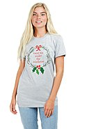 CHRISTMAS COLLECTION - T-Shirt Mistletoe, Rundhals