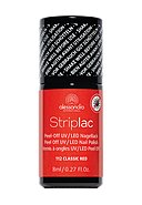 ALESSANDRO - Striplac  Classic Red, 8 ml