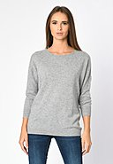 PERFECT CASHMERE - Pullover, 3/4-Arm, Rundhals