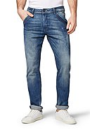 TOM TAILOR DENIM - Stretch-Jeans, Relaxed Fit