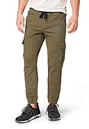 TOM TAILOR - Cargohose, Relaxed Fit