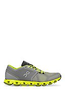 ON RUNNING - Laufschuhe Cloud X, grau