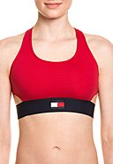 TOMMY HILFIGER - Bustier, rot