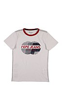 PEPE JEANS - T-Shirt Clive, Rundhals
