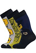 LEGO - Socken Faces, 3er-Pack