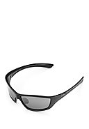 BRIKO - Multisportbrille ACTION, UV 400, schwarz