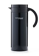 THERMOCAFÉ BY THERMO - Isolierkanne Lavender, 1,2 l, schwarz