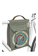 REALLY NICE THINGS - Fahrradtasche Speed, B22 x H32 x T5 cm