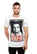 CHRISTMAS COLLECTION - T-Shirt Elf-Ie, Rundhals