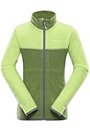 ALPINE PRO - Fleece-Jacke Cassiuso 4, Stehkragen, Regular Fit