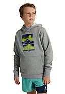 BURTON - Hoodie Oak, Regular Fit