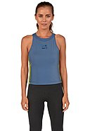 NIKE - Funktions-Tanktop, Rundhals, Tight Fit