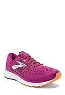 BROOKS RUNNING - Laufschuhe Glycerin 16, pink/orange/weiß