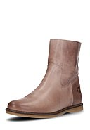 TRAVELIN - Boots Marseille, Leder, taupe