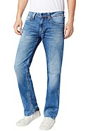 PEPE JEANS - Stretch-Jeans Kingston, Loose Fit