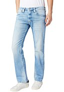 PEPE JEANS - Stretch-Jeans Kingston, Straight Fit
