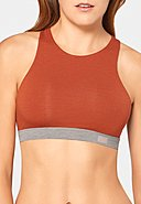 SLOGGI - Sport-Bustier, wattiert, orange