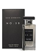 SKIN CHEMISTS - Eau De Toilette No.58, 50 ml [72,12€*/100ml]