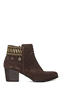 DESIGUAL - Ankle-Boots Country Exotic