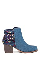DESIGUAL - Ankle-Boots Country
