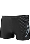 SPEEDO - Bade-Briefs, schwarz