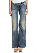 CIPO & BAXX - Stretch-Jeans, Flared Fit