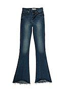 GUESS - Stretch-Jeans 1981, Flare High Fit