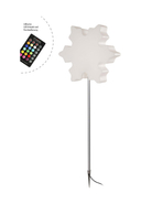 8 SEASONS DESIGN - LED-Dekoleuchte Crystal on a Stick