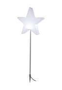 8 SEASONS DESIGN - LED-Dekoleuchte Star on a Stick