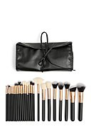 ZOE AYLA - Make-Up Pinsel-Set, 24-teilig