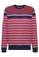 PAUL AND SHARK - Feinstrickpullover, Wolle, Rundhals