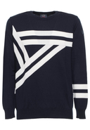 PAUL AND SHARK - Pullover, Wolle, Rundhals