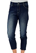 GALVANNI - Stretch-Jeans, 7/8-Länge Neba, Relaxed Fit