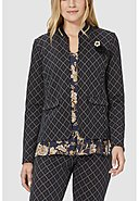 RICH&ROYAL - Jacke, offene Front