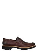 CLARKS - Slipper Batcombe Edge, Leder