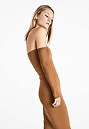 WOLFORD - Armstulpen Moonlight, sun-tan