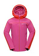 ALPINE PRO - Softshell-Jacke Nootko 2, Kapuze, Regular Fit