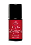 ALESSANDRO - Striplac Berry Red, 8 ml