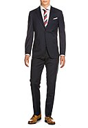 TOMMY HILFIGER - Anzug, Tailored Fit