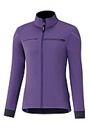 SHIMANO - Bike-Jacke Windbreak, Stehkragen