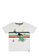 LILLY & SID - T-Shirt, Rundhals