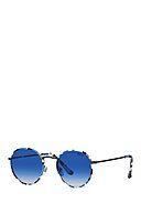 LEE COOPER - Sonnenbrille, polarized, UV400, blau